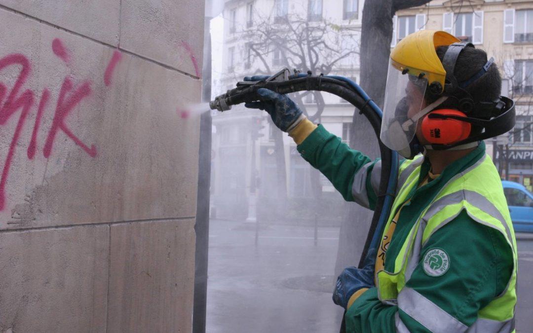 """Korrigan participe à l'opération """"Les3Murs"""""""