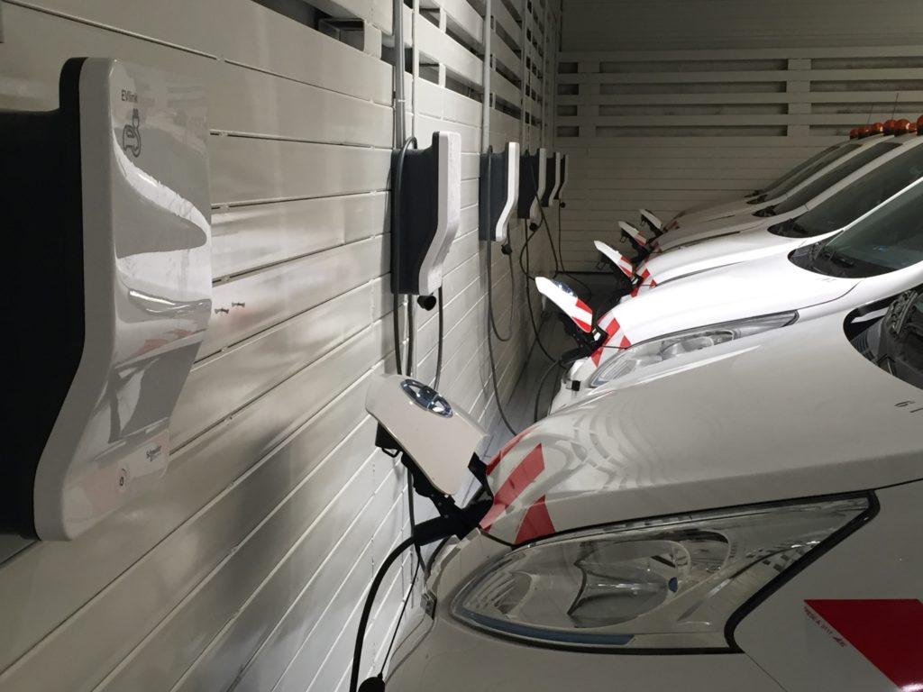 Korrigan met l'accent sur les véhicules électriques