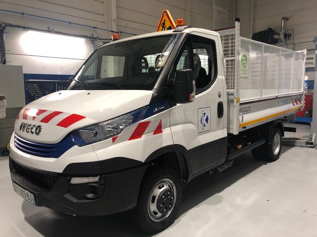 Korrigan investit dans deux nouveaux Iveco