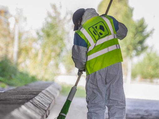 Nettoiement des voies publiques