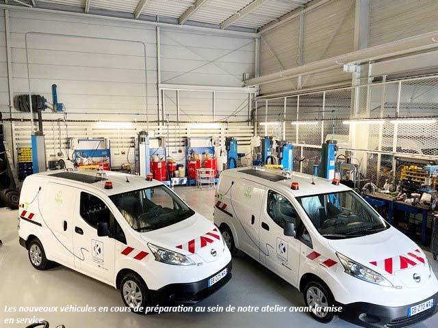 Korrigan investit dans de nouveaux véhicules électriques